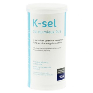 Pileje K sel - Salière 250g