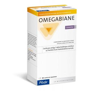 Pilèje Omegabiane Cameline 100 Caps