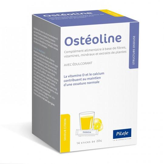Pilèje Osteoline 14 Sticks