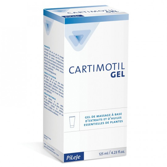 Cartimotil gel 125ml Pileje
