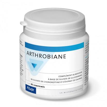 Pileje Arthrobiane - 80 comprimés