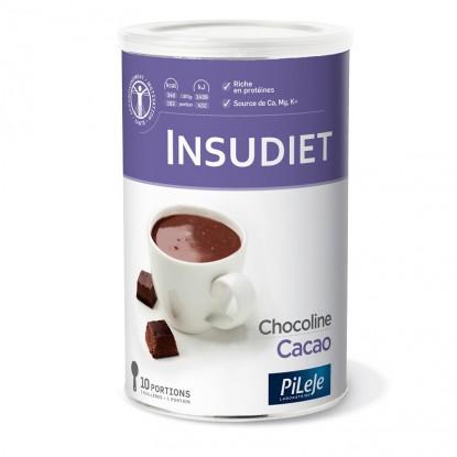 Pileje Insudiet Chocoline - Boîte de 300g cacao