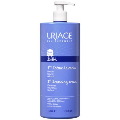 Uriage Cleansing Cream 1L