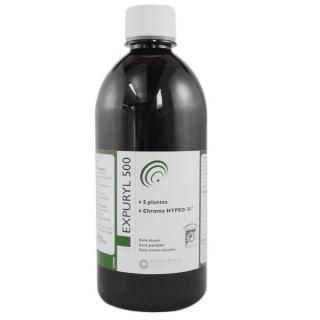 Codifra Expuryl - Draineur - Flacon de 500ml
