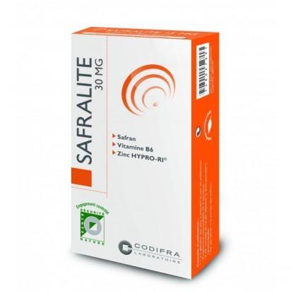 Codifra Safralite - Équilibre émotionnel - 28 gélules 30mg