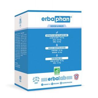 Erbalab Erbaphan cheveux et ongles - 120 gélules