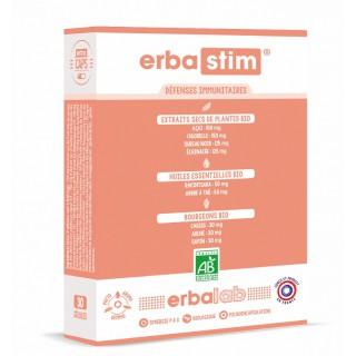 Erbalab Erbacyst - 10 gélules