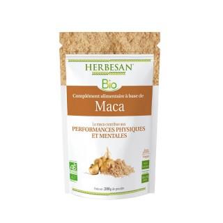 Herbesan Bio Maca - Sachet de 200g