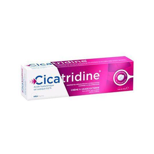Cicatridine Crème à usage externe 30 grammes
