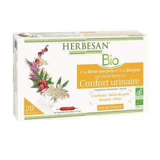 Herbesan Confort urinaire Bio - 20 ampoules