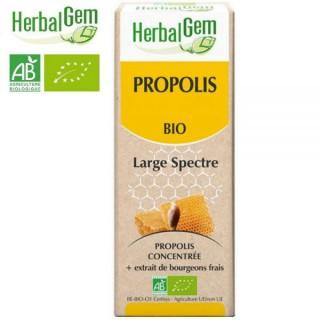 HerbalGem Propolis bio - 15ml