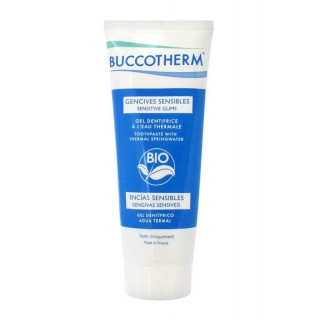 Buccotherm gel dentifrice gencives sensibles bio - 75ml