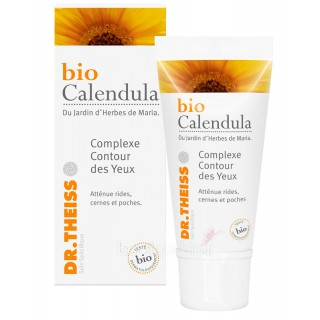 Dr Theiss Bio Calendula Complexe contour des yeux - 15ml