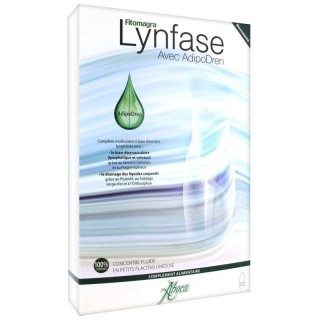 Aboca Fitomagra Lynfase - 12 flacons
