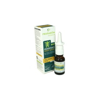 aromaforce spray nasal pranarom 15ml