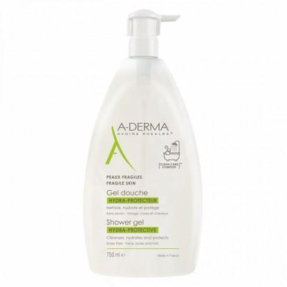 A-Derma Gel douche Hydra-protecteur - 750ml