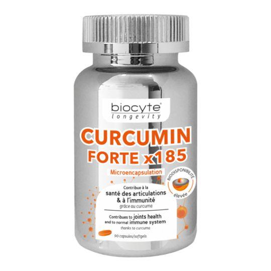 Biocyte Curcumin Forte x185 - 90 capsules