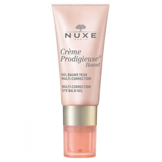 Nuxe Crème prodigieuse Boost gel baume yeux multicorrection - 15ml