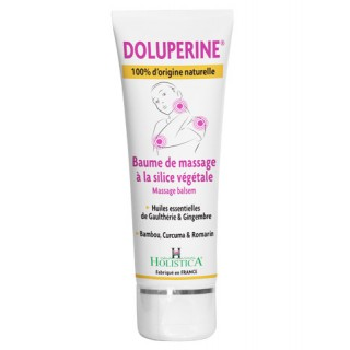 Holistica Baume de massage Doluperine - 75ml