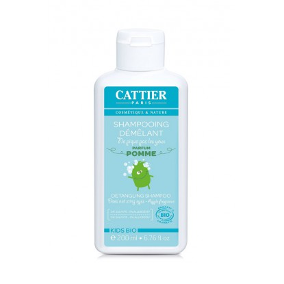 Cattier Kids Shampooing démêlant Bio - 200ml