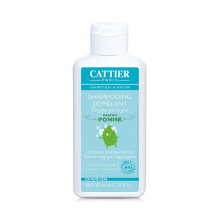 Cattier Kids Shampooing démêlant Bio - 200ml