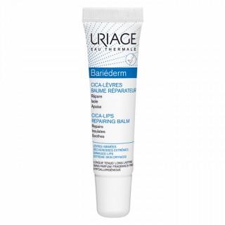 Uriage Bariéderm Cica-Lèvres baume réparateur - 15ml
