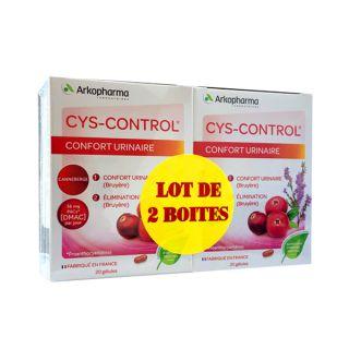 Arkopharma Cys-control 120 Gélules