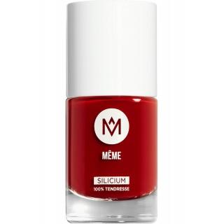 Même Vernis au silicium Rouge - 10ml