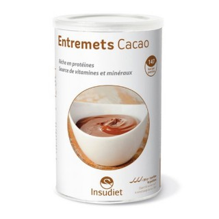 Insudiet Entremets cacao - 300 g