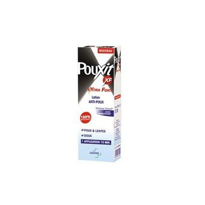 POUXIT Extra fort Lotion anti poux 100ml