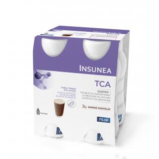 Insunea TCA Boisson chocolat 4 bouteilles