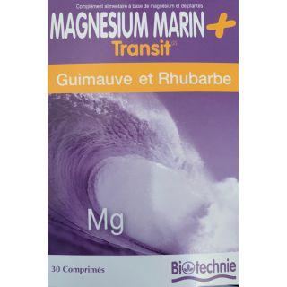 Magnesium marin transit biotechnie 30 gélules