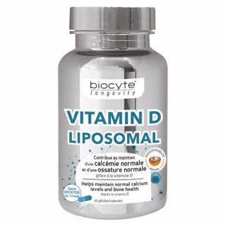 Biocyte Vitamin D3 Liposomal - 30 gélules