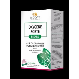 Biocyte Oxygène Forte regard - 15 Sticks