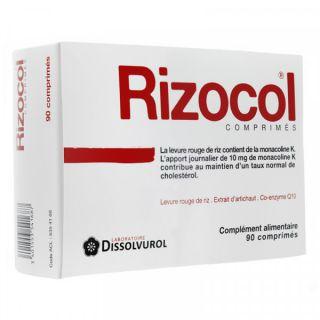 Rizocol 90 comprimés Dissolvurol