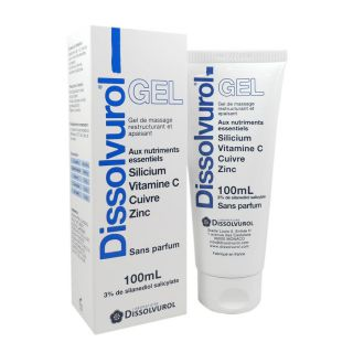 Dissolvurol gel 100ml