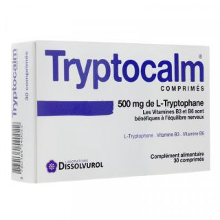 Tryptocalm 500mg 30cp