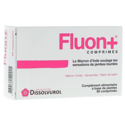 Fluon + 60 comprimés Dissolvurol
