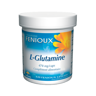 Fenioux L-Glutamine - 120 Gélules