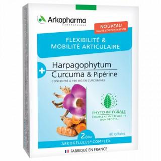 Arkopharma flexibilité et mobilité articulaire - 40 gélules