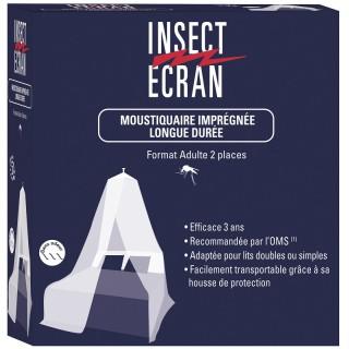 Cooper Insect Ecran moustiquaire imprégnée longue durée 2 personnes