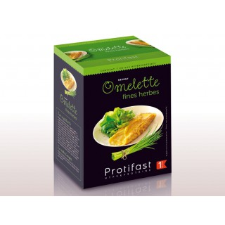 Protifast Omelette aux fines herbes - 7 sachets