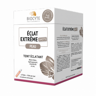 Biocyte Éclat extrême shot - 12 shots