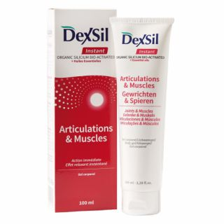 Dexsil joints + Essential Oils Gel 100ml