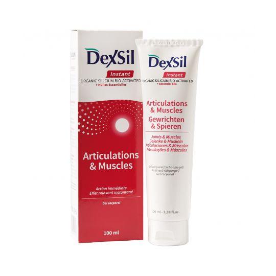 Dexsil joints + Essential Oils Gel 100ml
