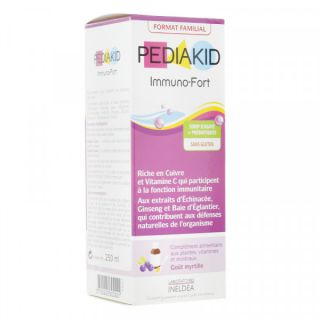 Pédiakid Immuno-fortifiant sirop 250 ml