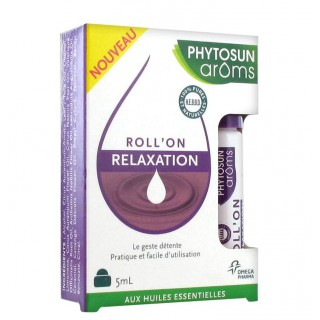 Phytosun Arôms Roll'On relaxation - 5ml