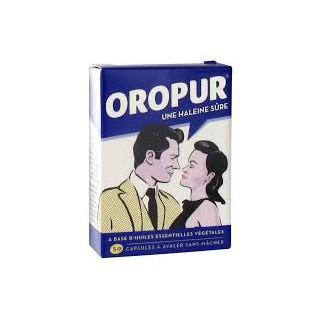 Oropur 50 Comprimés