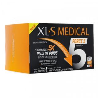 XLS Médical Force 5 - 180 gélules