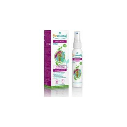 Puressentiel spray anti poux 100ml